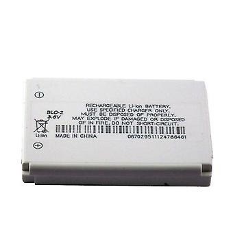 Substituição da bateria de polímero de li-íon recarregável por 3310 3330 3315 3350