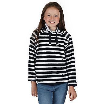 Regatta Girls Heleena Cowl Neck Pulover Fleece Veste