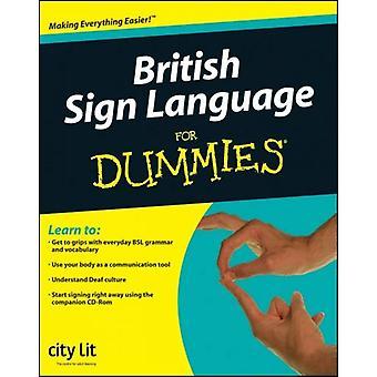 ダミーのためのイギリス手話