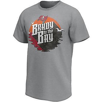 Tom Brady #12 Tampa Bay Buccaneers NFL Graphic Shirt