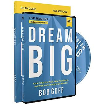 Dream Big Study Guide with DVD by Bob Goff