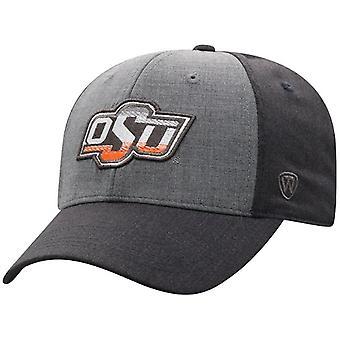 Oklahoma State Cowboys NCAA TOW Power Trip Stretch Gemonteerde hoed