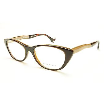 Face A Face Bocca Sexy 1 Col 080 Chestnut Beige Tortoise Eyeglasses