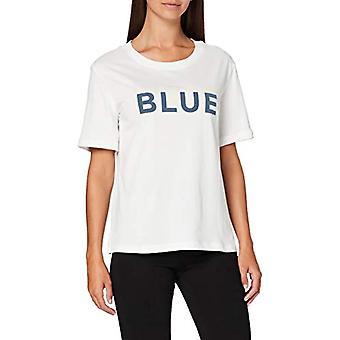 Marc O'Polo Denim 46244151519 T-Shirt, Multicolor (Multi/Scandinavian White C16), Small Woman