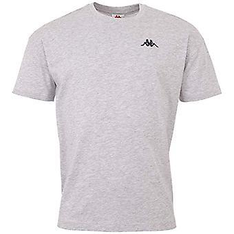 Kappa Herren Veer T-Shirt, Herren, T-Shirt, 707389, High Rise M, M