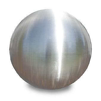 Stainless steel ball Garden ball Decorative ball SferaInox 42cm matt 10978