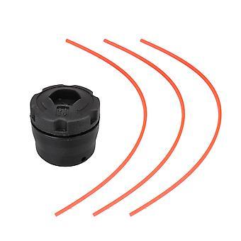 Trimmerhuvud för hastighetsmatning 25-2 ersättning för Stihl FS44 FS55 FS55R