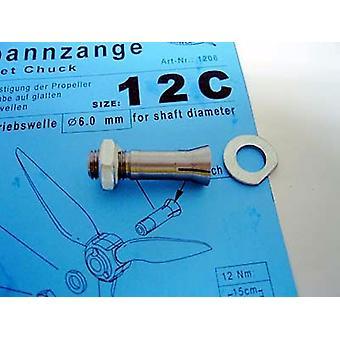 Steel-pince de serrage 4,0 mm