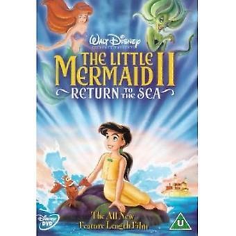 The Little Mermaid II - Return to the Sea DVD
