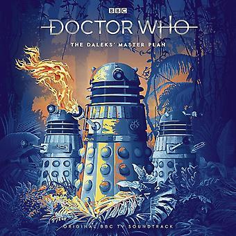 Doctor Who - The Daleks Master Plan Vinyl