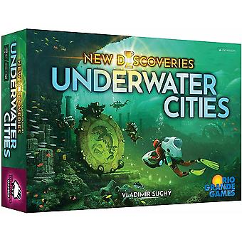 Underwater Cities Expansion Pack Board Game