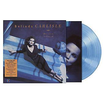 Belinda Carlisle - Taivas maan päällä Sininen läpikuultava vinyyli