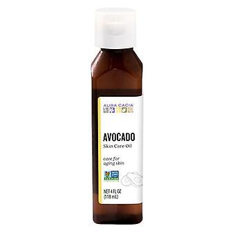 Aura Cacia Avocado Oil, 4 Fl Oz
