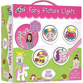 Galt Toys Fairy Picture Lights, LED Craft Kit for Children