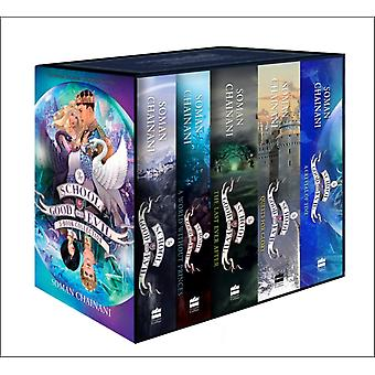 The School for Good and Evil Collection Books 15 by Soman Chainani