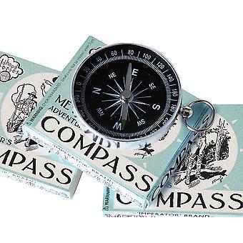 Tradisjonell Metall Kompass Leketøy - Cracker Filler Gift