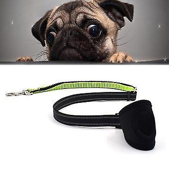 New Style Pet Dogs Nylon Reflektierendes Handseil Einstellbare Teleskop Traktion Leine, Größe: