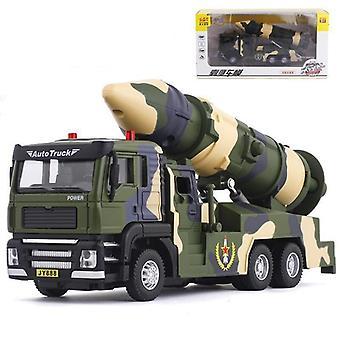 Simuloitu sotilasohjusajoneuvo