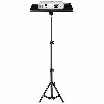 Metal Tray  Monitors Laptop Holder Mount For Speaker DVD Player Support