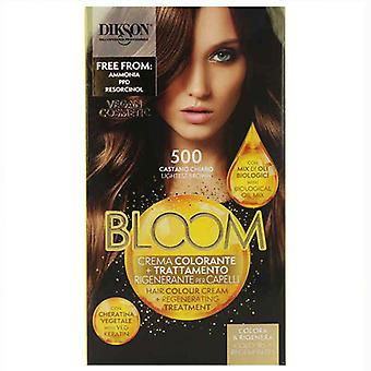 Permanent Dye Bloom Dikson Muster 500  Light Brown