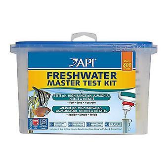 API Freshwater Master Test Kit - Více než 800 testů na sadu
