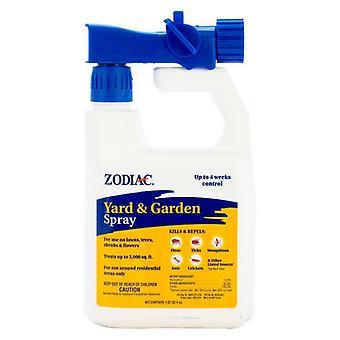 Zodiac Purici, Tick & Mai mult Yard & Garden Spray - 32 oz