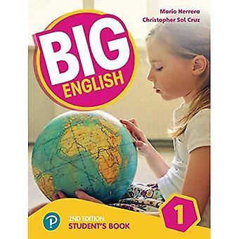Big English AmE 2nd Edition 1 Student Book (Big English)