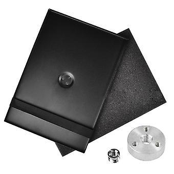 Laptop Notebook Pallet Projetor Grande Porta bandeja para o suporte do tripé de parafusos suporte amplamente usado no palco