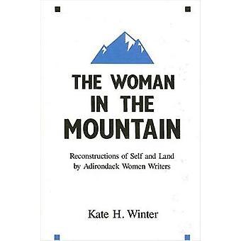Vrouw in de berg