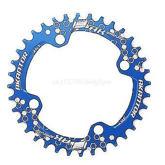 أدوات دراجة دراجة crankset دراجة 32t 34t 36t 38t دراجة sprocket أجزاء mtb دراجة كرنك ذراع مجموعة دراجة
