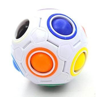 Science exploration sets rainbow ball creative anxiety stress relief toy magic cube toy for kid learning educational fidget