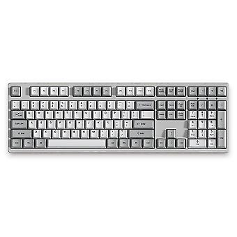108-клавишная проводная механическая клавиатура
