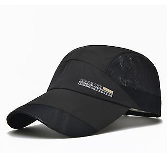 קרם הגנה כובע רשת כובע קיץ כובע שמש ספורט חיצוני