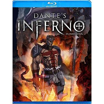 Dante's Inferno: An Animated Epic [BLU-RAY] USA import