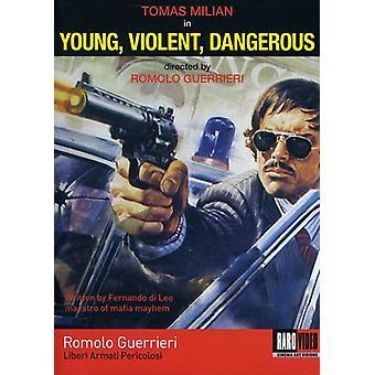 Young Violent Dangerous [DVD] USA import