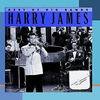 Harry James - bedste af Big Bands [CD] USA import
