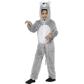 Mauskostüm 7-9 Jahre KINDER Ratte Maus Kostüm Gr M