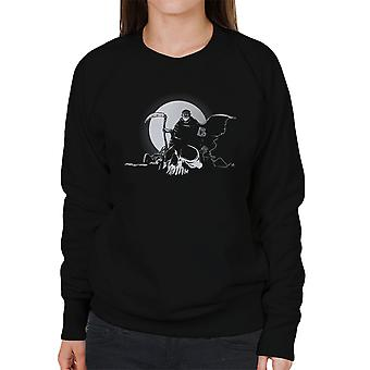 I See Dead Characters George RR Martin Game Of Thrones Women's Sweatshirt
