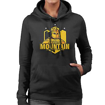 The Mountain Protective Services Gregor Clegane Game Of Thrones Women's Hooded Sweatshirt
