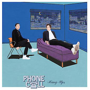 Appel téléphonique - Hang Ups [CD] USA import