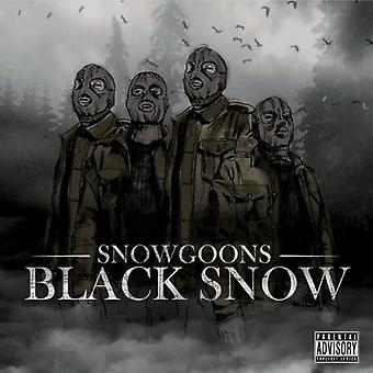 Snowgoons - Black Snow [CD] USA import