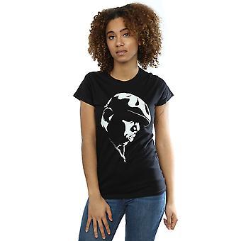 Notorious BIG Women's Biggie Shadow T-Shirt