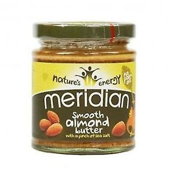 Meridian - 100% Smooth Almond Butter 170g