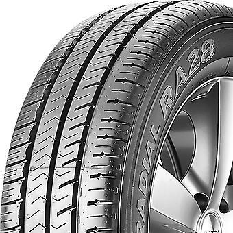 Neumáticos de verano Hankook Radial RA28 ( 205/65 R16C 107/105T 8PR SBL )