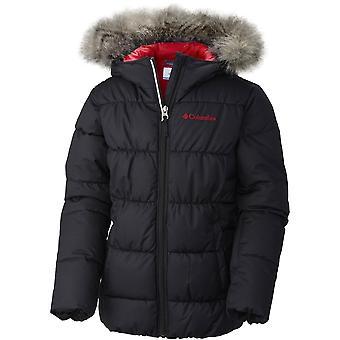 Columbia meisjes Gyroslope jas - zwart