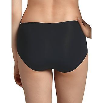 Comfort Nero Micro pieno Panty Highwaist Brief Anita 1319-001 femminile