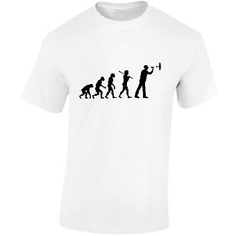 Dart Evolution Mens T-Shirt 10 färger (S-3XL) av swagwear