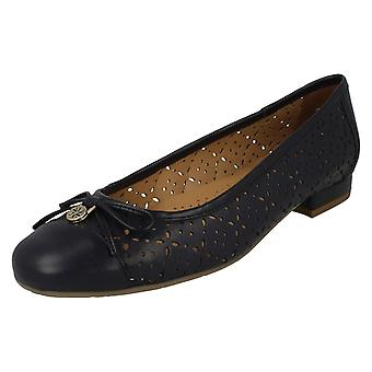 Ladies Van Dal Ballerina Style Shoes Wentworth
