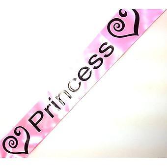 Prinzessin-Schärpe