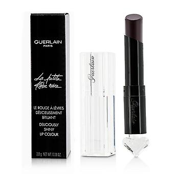 Guerlain La Petite Robe Noire Deliciously Shiny Lip Colour - #074 Plum Passion - 2.8g/0.09oz